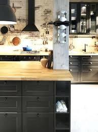 cr馥r une cuisine ouverte creer une cuisine cuisine ikea metod les photos pour cracer votre
