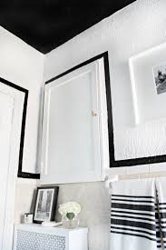 How To Clean Painted Bathroom Walls How To Paint Straight Lines On Heavily Textured Walls Shannon