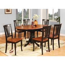 Darby Home Furniture Dining Room 7 Piece Modern Formal Dining Room Set Convincing