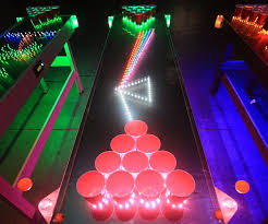 Custom Beer Pong Tables by Led Beer Pong Table