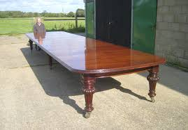 Dining Table For 20 Antique Furniture Warehouse Mahogany Dining Table