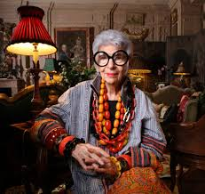 iris apfel 90 stylish and on hsn up close york times