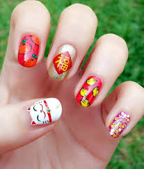 55 easy new years eve nails designs and ideas 2017 page 3 of 3