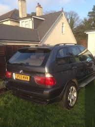 bmw x5 sport 3l d rare manual in ashford kent gumtree