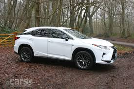 lexus german or japanese lexus rx u0027l u0027 with a third row of seats set for tokyo debut say