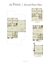 fiora home plan by gehan homes in zanjero trails villagio series
