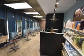 Hair Salon Interiors Best Accessories Simple Hair Salon Interior Design