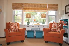 blue and orange living room design these 6 lessons in color will