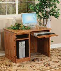 Desk With Top Shelf Desk With Raised Monitor Shelf Computer Intended For Elegant