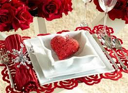 Simple Table Decoration For Valentine S Day by Valentine Table Decoration Ideas Home Design Inspiration