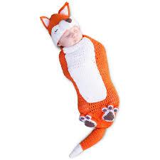 0 3 months halloween costumes kit the fox newborn costume buycostumes com