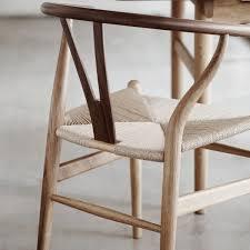 Hansen Patio Furniture by Wishbone Chair Ch24 By Carl Hansen Connox