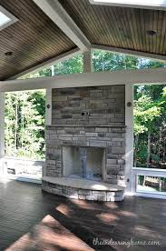 Garage With Screened Porch Best 25 Patio Ceiling Ideas Ideas On Pinterest Walkout Basement