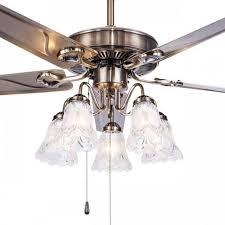 leaf ceiling fan with light led european leaf fan l new fan ceiling fan light restaurant