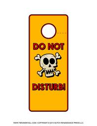free printable door hanger templates blank downloadable pdfs
