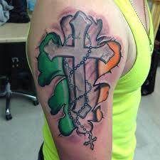 irish sleeve tattoo creativefan