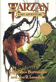 tarzan lost adventure