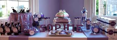 purple baby shower ideas everything purple baby shower party ideas photo 9 of 12 catch