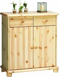 credenza in pino steens 20222719 credenza max 93 x 83 x 40 cm in legno di pino