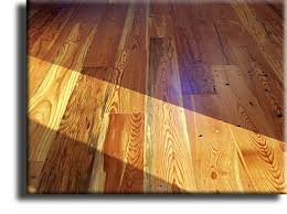 rustic cabin grade of antique pine flooring from
