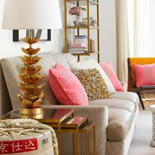 Pink Accent Table Gold Accent Table Gold Accent Table Gold Is Always Trend