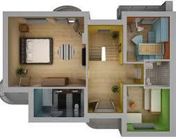 3d home interiors house cutaway 3d models 3d house cutaway files