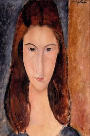 modigliani woman with a fan woman with a fan lunia czechowska 1919 by amedeo modigliani