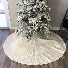 find more potterybarn velvet tree skirt for sale at up to 90