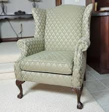 Flexsteel Chairs Flexsteel Wing Back Chair Ebth