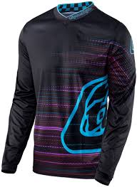 motocross jersey sale troy lee designs gp electro jersey schwarz motocross jerseys