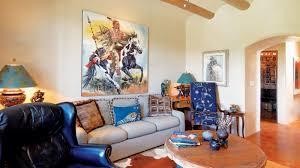 Santa Fe Interior Design Seeking Santa Fe U2013 Cowboys And Indians Magazine