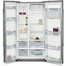 neff ka7902i30 cabinet h 1760 freestanding stainless steel side by