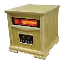 Comfort Zone 1500 Watt Infrared Heater Dynamic Element Infrared Space Heater Review