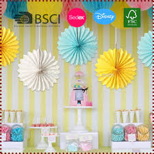 wholesale paper fan decor online buy best paper fan decor from
