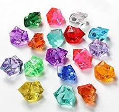 Vase Rocks Buy A U0026s Creavention Translucent Acrylic Ice Rocks Crystals Gems