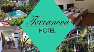 terranova hotel puerto escondido mexico youtube