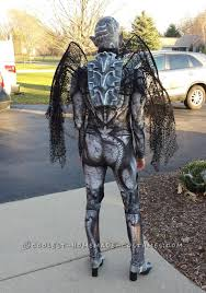 gargoyle costume and original gargoyle costume