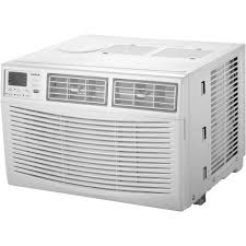 Small Window Ac Units Ge Energy Star 18 000 Btu 230 Volt Electronic Room Window Air