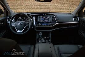 reviews toyota highlander 2015 2015 toyota highlander hybrid limited review web2carz