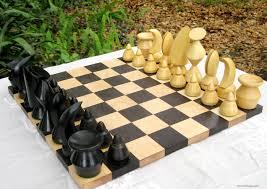 Modern Chess Table 20th Century Modern Chess Set Designs Bauhaus Man Ray Max Ernst