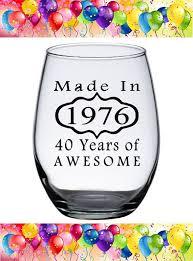28 best wine glasses images on birthday wine glasses