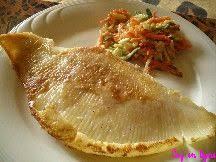 cuisiner des ailes de raie aile de raie poêlée en julienne de légumes crémés recette de