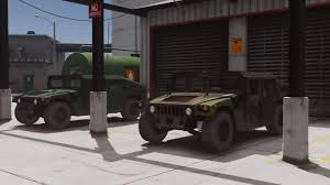 unarmored humvee m1025 hmmwv base spec unarmored add on livery gta5 mods com