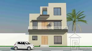 4 marla house map gharplans pk