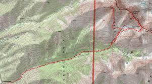 Crestone Colorado Map by 100summits Crestone Needle And Peak Via Cottonwood Creek