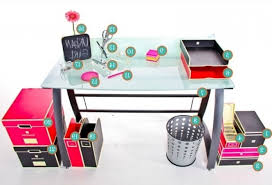College Desk Accessories Desks Stylish Desk Accessories Girly Office For Popular