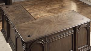 riverside belmeade executive desk belmeade l shaped desk home office set by riverside home gallery