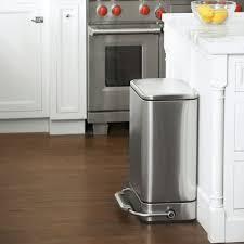 poubelle de cuisine poubelle cuisine inox 38 l accessoire cuisine