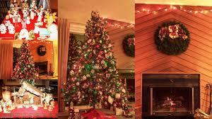 Home Theater Decorations Christmas Living Room Interior Design Shew Waplag Exquisite