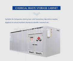 Outdoor Chemical Storage Cabinets Outdoor Chemical Waste Temporary Storage Container Buy Outdoor